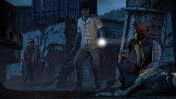The Walking Dead: A New Frontier: Episode 1: Ties That Bind: Part I (PS4)   © Telltale Games 2016    2/3