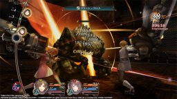 Dark Rose Valkyrie (PS4)  © Compile Heart 2016   2/5