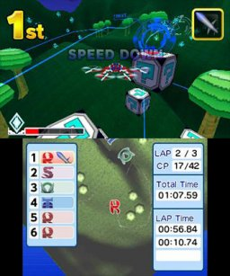 Drone Fight (3DS)  © Circle Entertainment 2016   3/3