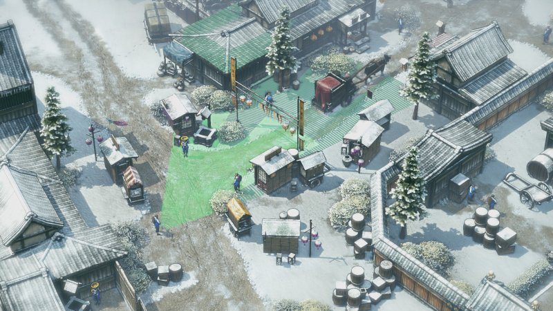 Shadow Tactics: Blades Of The Shogun (PC)   © Daedalic 2016    4/4