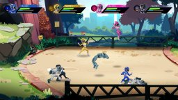 Mighty Morphin Power Rangers: Mega Battle (XBO)   © Bandai Namco 2017    1/3