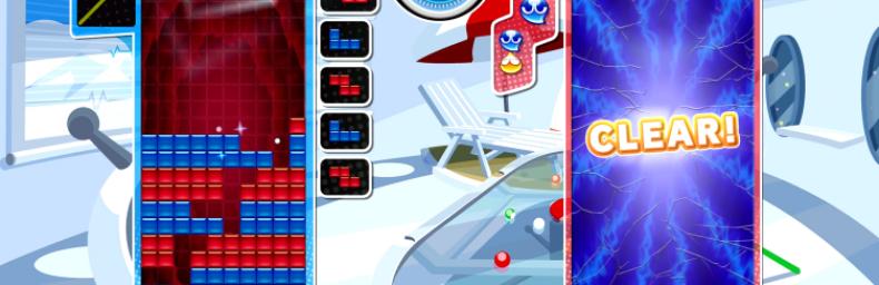 <h2 class='titel'>Puyo Puyo Tetris</h2><h2 class='score'>8/10</h2><div><span class='citat'>&bdquo;Både Puyo Puyo og Tetris er bedre end nogensinde før her, og det er nok til at retfærdiggøre prisen.&ldquo;</span><span class='forfatter'>- Gamereactor SE, Gamereactor</span></div>