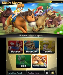 Mario Sports Superstars (3DS)   © Nintendo 2017    2/3