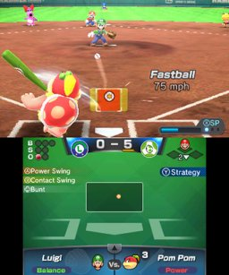 Mario Sports Superstars (3DS)   © Nintendo 2017    3/3