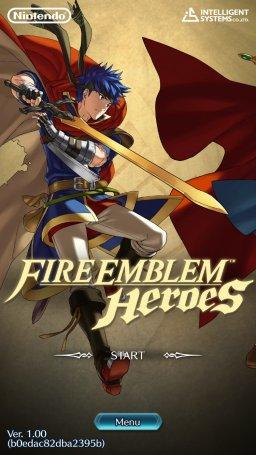 Fire Emblem Heroes (IP)  © Nintendo 2017   1/3