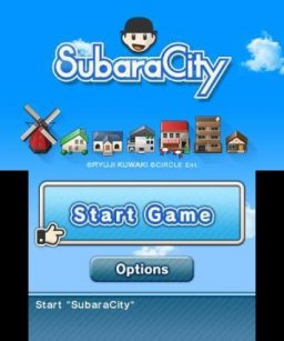 SubaraCity (3DS)   © Circle Entertainment 2017    1/3