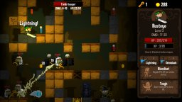 Vertical Drop Heroes HD (PC)   © Digerati Distribution 2014    3/3
