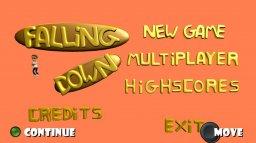 Falling Down (X360)  © LAR Gaming 2010   1/3