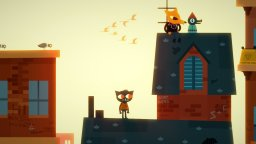 Night In The Woods (PS4)   © Finji 2017    2/3