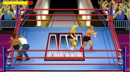 Action Arcade Wrestling (X360)   © Action 2010    1/3