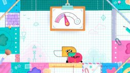 Snipperclips: Cut It Out, Together! (NS)  © Nintendo 2017   1/3