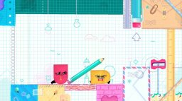 Snipperclips: Cut It Out, Together! (NS)  © Nintendo 2017   3/3