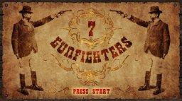 7 Gunfighters (X360)  © WereGames 2011   1/3