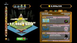 Clicker Heroes (PS4)   © Playsaurus 2017    3/3