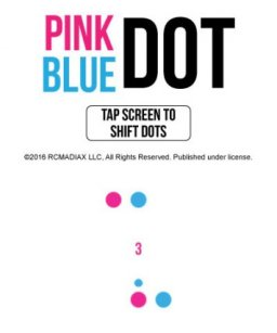 Pink Dot Blue Dot (3DS)   © RCMADIAX 2017    3/3