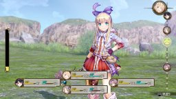 Atelier Firis: The Alchemist And The Mysterious Journey (PS4)   © Tecmo Koei 2016    2/3