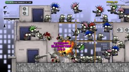 Zombies Ruined My Day (X360)   © Mancebo 2011    1/3