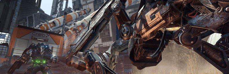 <h2 class='titel'>The Surge</h2><div><span class='citat'>&bdquo;Nioh matcher Soulsborne på gameplay. Men på leveldesign, grafik og lyd er der fortsat et stykke igen. På pc har har både Dark Souls 2 og 3 fungeret perfekt - bortset lige fra seneste udvidelse til 3'eren som var en tekn...&ldquo;</span><span class='forfatter'>- Papand</span></div>