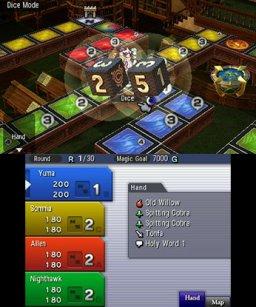 Culdcept Revolt (3DS)  © Nintendo 2016   1/3