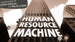 Human Resource Machine (NS)  © Tomorrow 2017   1/3