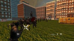 The $1 Zombie Game (X360)  © Rmm5 2011   1/3