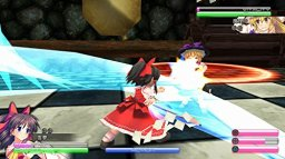 Touhou Kobuto V: Burst Battle (PS4)   © NIS America 2017    2/3