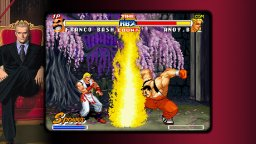 Fatal Fury: Battle Archives: Volume 2 (PS4)  © SNK Playmore 2017   3/3