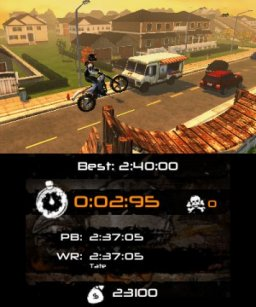 Urban Trial Freestyle 2 (3DS)   © Tate 2017    1/3