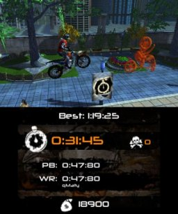 Urban Trial Freestyle 2 (3DS)   © Tate 2017    2/3