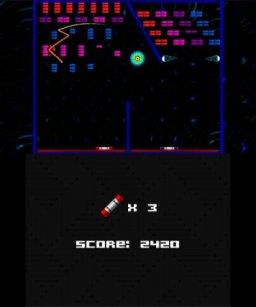 Pinball Breakout (3DS)  © NuGame 2017   1/3