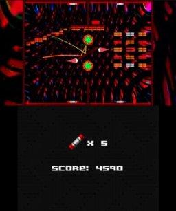 Pinball Breakout (3DS)  © NuGame 2017   2/3