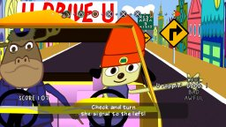 PaRappa The Rapper Remastered [Download] (PS4)  © Sony 2017   1/3