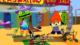 PaRappa The Rapper Remastered [Download] (PS4)  © Sony 2017   2/3