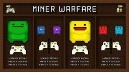 Miner Warfare (X360)  © HeartBit 2012   1/3