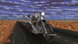 Full Throttle: Remastered (PS4)   © Double Fine 2017    1/3