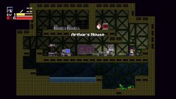 Cave Story+ (NS)  © Nicalis 2017   1/3