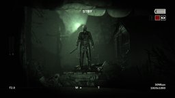 Outlast 2 (PS4)   © Red Barrels 2017    1/3