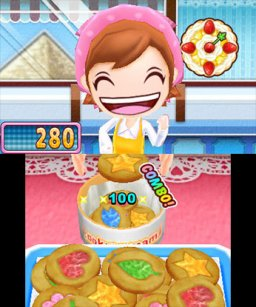 Cooking Mama: Sweet Shop (3DS)  © Rising Star 2014   2/3