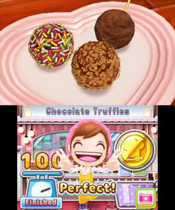 Cooking Mama: Sweet Shop (3DS)  © Rising Star 2014   3/3