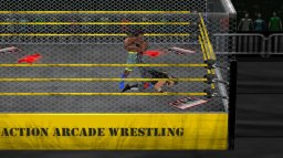 Action Arcade Wrestling 2 (X360)   © Action 2013    1/3