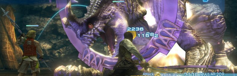 <h2 class='titel'>Final Fantasy XII: The Zodiac Age (ps4 remake)</h2><div><span class='citat'>&bdquo;FF12 og 13 er de to eneste spil i serien jeg aldrig har spillet færdigt. Jeg tror på at FF12 er godt, men det er også ufatteligt tørt, og jeg synes det er svært at trække sig igennem det. Det er nok det tidspunkt hvor j...&ldquo;</span><span class='forfatter'>- Sumez</span></div>
