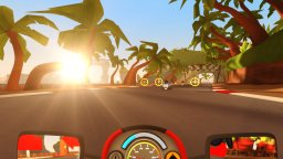 VR Karts (PS4)   © Viewpoint 2017    1/3