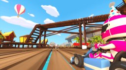VR Karts (PS4)   © Viewpoint 2017    2/3