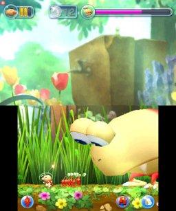 Hey! Pikmin (3DS)  © Nintendo 2017   1/3