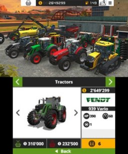 Farming Simulator 18 (3DS)   © Focus 2017    3/3