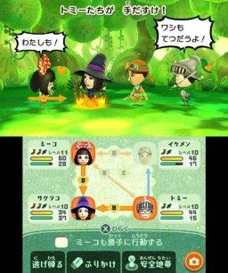 Miitopia (3DS)  © Nintendo 2016   1/3