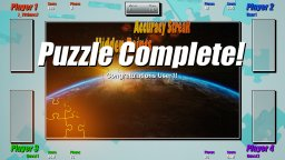 Puzzle Showdown 4K (PS4)   © 70 Times 7 Design 2017    2/3