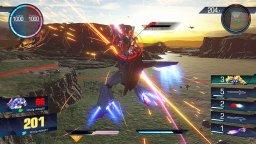 Gundam Versus (PS4)  © Bandai Namco 2017   3/3