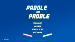 Paddle Vs. Paddle (PS4)  © Endice 2017   1/3