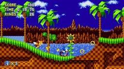 Sonic Mania (XBO)  © Sega 2017   2/3